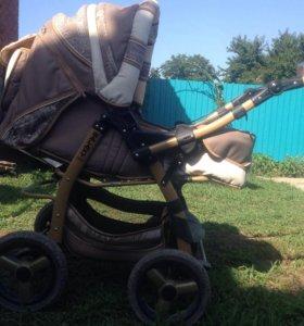 Детская коляска для мальчика