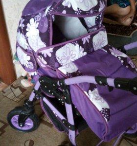 Детская коляска Teddi Platinum