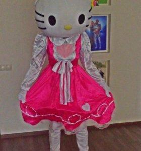 ростовая кукла Hello Kitty