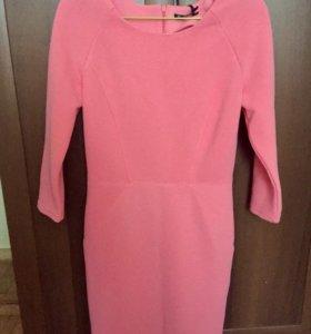 Продам ярко-розовое новое платье Кира Пластинина