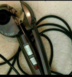 Электрощипцы Babyliss Curl Secret C1100E