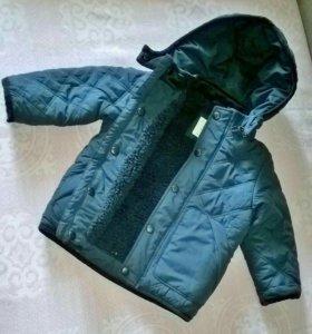 Зминяя куртка (Zara) 98см