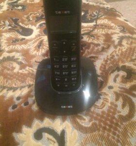 Домашний телефон Texet