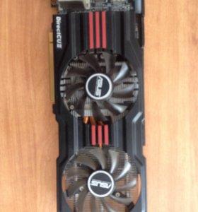 ASUS AMD Radeon HD7850- DC2-2GD5-2V. (2GB)