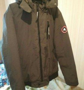 Куртка зимняя arctic kingdom