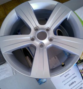 Литые диски Bantaj r17