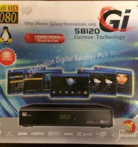 Цифровой спутниковый ресивер GI S8120