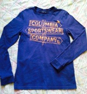 """Унисекс лонгслив """" Columbia Sportswear Company """""""