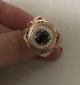 Золотой перстень,мужской