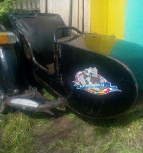 """Коляска для мотоцикла """"ДНЕПР"""""""