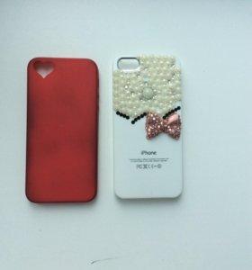Чехлы для lPhone 5,5s