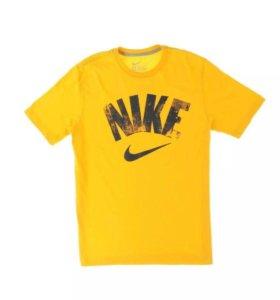 Nike футболка L мужская новая с этикетками