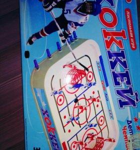 Игрушки/ хоккей/ настольная игра