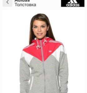 Толстовка Adidas новая
