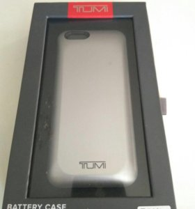 Чехол-кейс Tumi Iphone 6/6s аккумулятор 3000 mAh