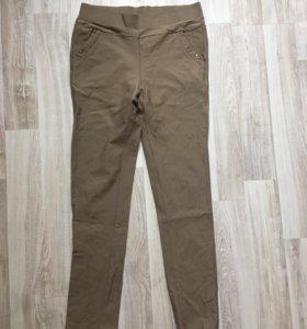 Облегающие брюки р46-48