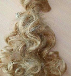Волосы трессы