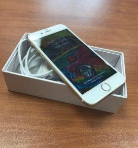 iPhone 6 64гб золото