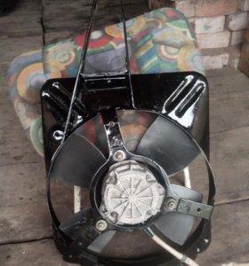 Вентелятор от 6 ваз
