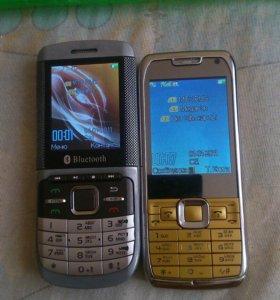 Телефон На Две И Три Сим
