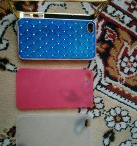 Чехлы на айфон 4s