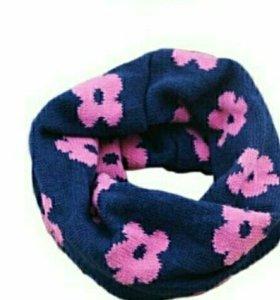 Снуд шарф новый