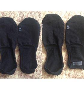 Носки следки мужские новые
