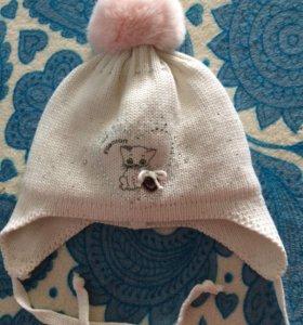 Зимняя шапка Barbaras 46-48