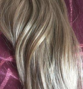 Прядка волос