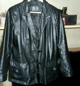 Куртка кожа натуральная