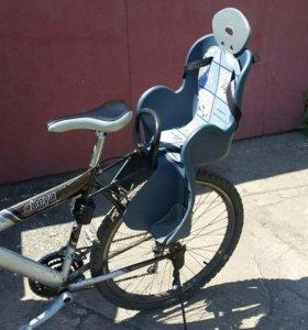 Велосипедные детское кресло