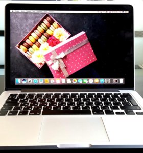 MacBook Pro 13 Retina 2015 (SSD 256Gb)