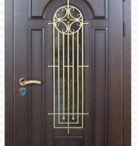 Двери элитные и простые