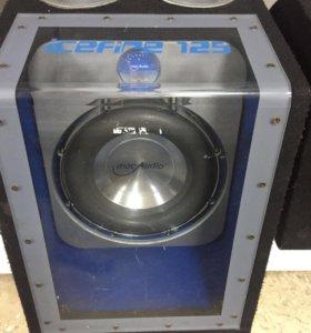 Сабвуфер Mac Audio Ice Fire 125