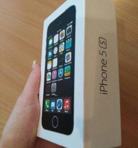 Айфон 5s space grey 16gb