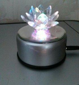Ночник проектор для кристала