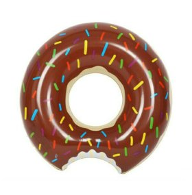 Круг надувной пончик в наличии