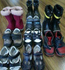 Пакет обуви 19,20,21