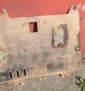Защита двигателя Кашкай (Qashqai)