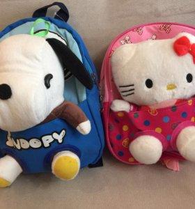 Рюкзаки детские