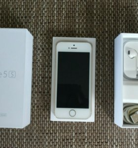 Iphone 5s, gold, 16gbpp