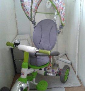 Детский велосипед Lex Flora