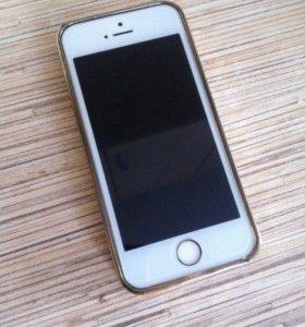 Айфон 5s на 32 гига золото