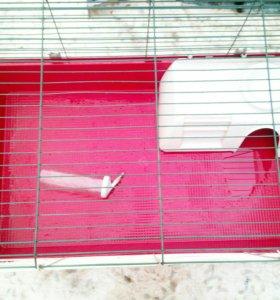 Клетка для хорька, кролика.