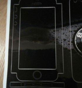 Наклейки для iphone 5 s