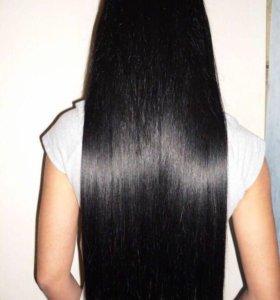 💁Наращивание волос!!!Любой объём