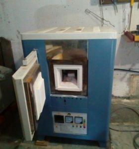 Печь высокотемпературная
