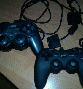 Джойстики для PS2