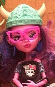 Кукла Monster High. Къерсти Троллсон