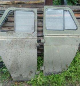Двери задняя левая правая УАЗ 469